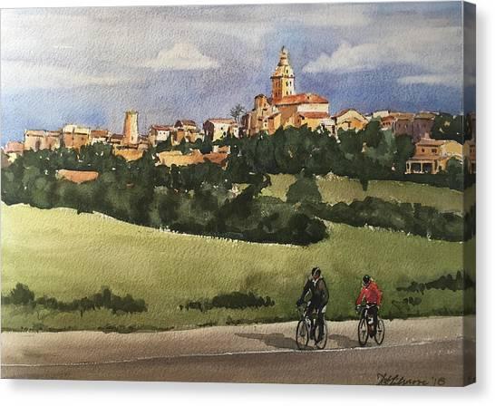 Sencelles, Mallorca Canvas Print