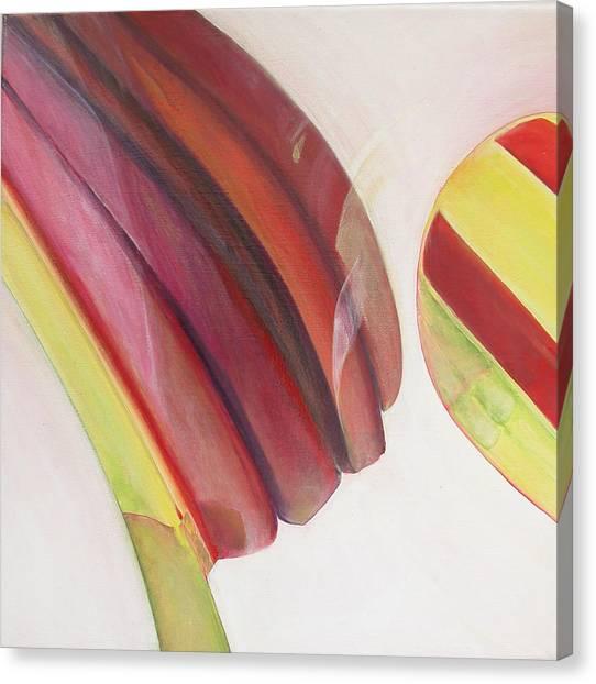 Sens 3 Canvas Print by Muriel Dolemieux