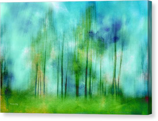 Sense Of Summer Canvas Print