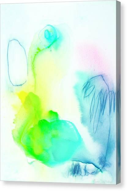 Canvas Print - Sensitive One by Claire Desjardins