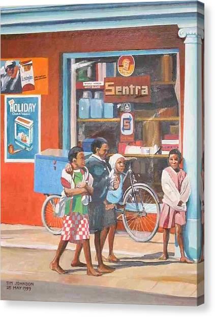 Sentra Canvas Print