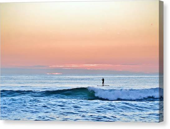September 14 Sunrise Canvas Print