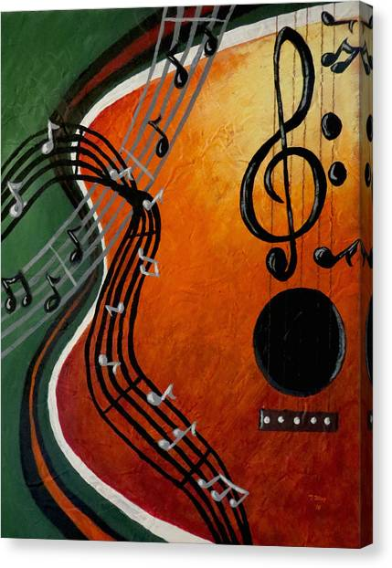 Serenade Canvas Print