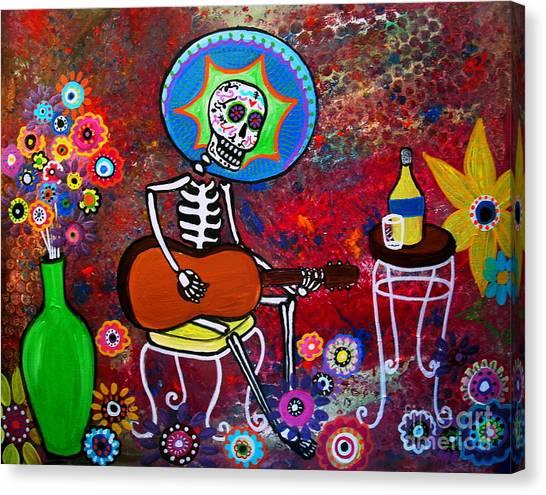 Serenata II Canvas Print