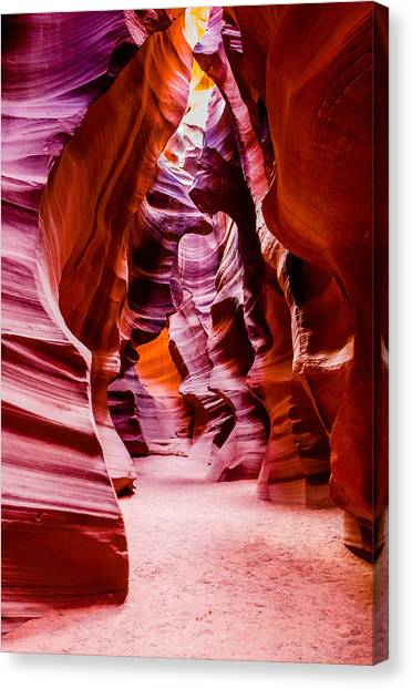 Serene Light Canvas Print