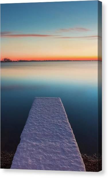 Serene Morning Canvas Print