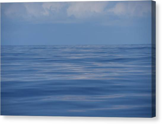 Serene Pacific Canvas Print