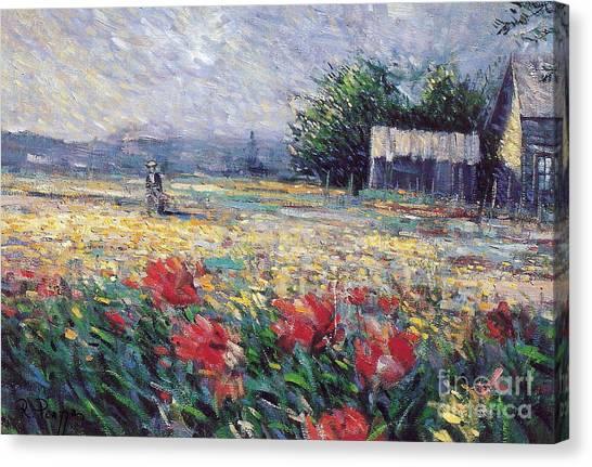Serenety Canvas Print