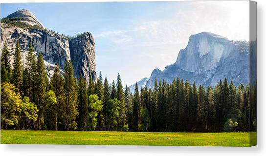 Yosemite Canvas Print - Serenity by Az Jackson