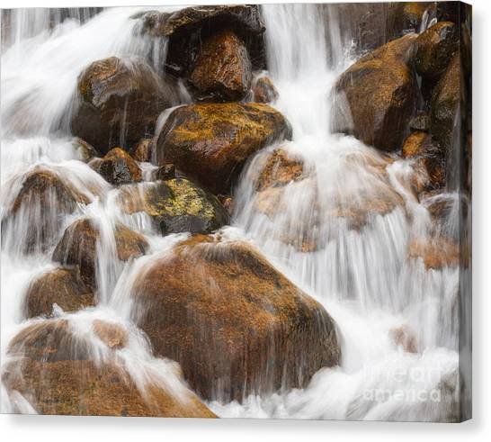 Serenity Central Canvas Print