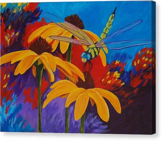 Serenity Canvas Print by Karen Dukes