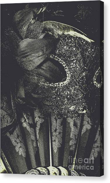 Masquerade Canvas Print - Setting The Stage by Jorgo Photography - Wall Art Gallery