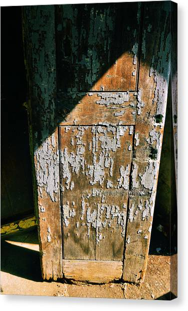 Shaded Entry Canvas Print by JAMART Photography