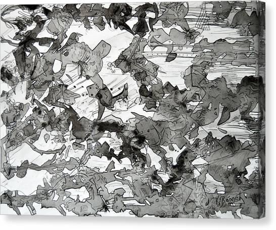 Shades Of... Canvas Print