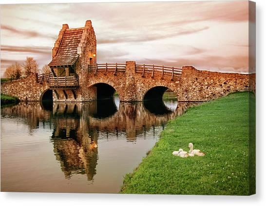 Shakespeare Bridge Canvas Print