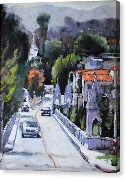 Shakespeare Bridge Number Two Canvas Print