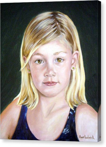 Canvas Print - Shannon by Anne Kushnick