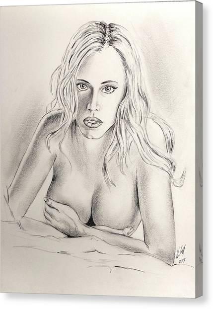 Shannon Lee Canvas Print