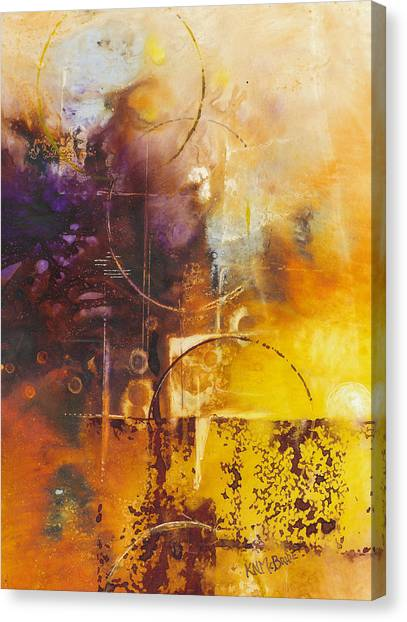 Canvas Print - Shapes And Colors by Ken McBride