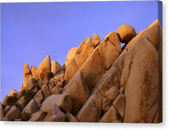 Shapes Canvas Print - Shapes by Chad Dutson