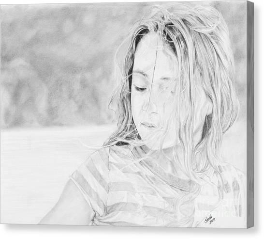 Shayla Canvas Print