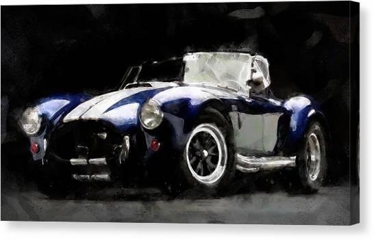 Shelby Cobra - 07 Canvas Print