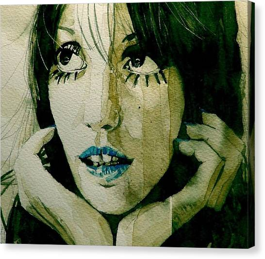 Houston Canvas Print - Shelley Duvall  by Paul Lovering