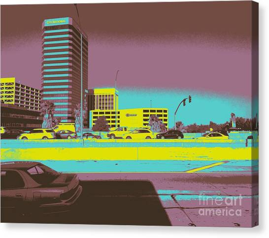 Sherman Oaks Canvas Print