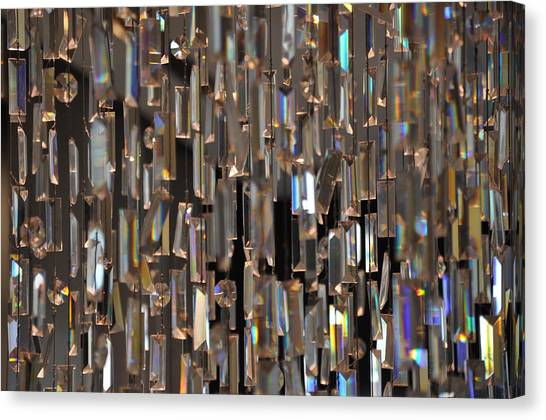 Shiny Object Syndrome Canvas Print by Greg McDonald