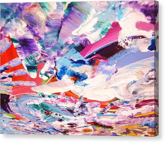 Ship Wreck Canvas Print by HollyWood Creation By linda zanini
