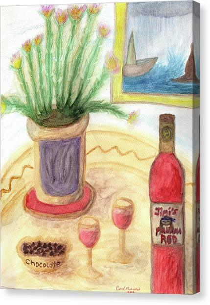 Shipwreck Cove  Canvas Print