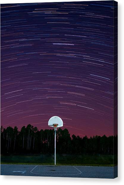 Shoot For The Stars Canvas Print