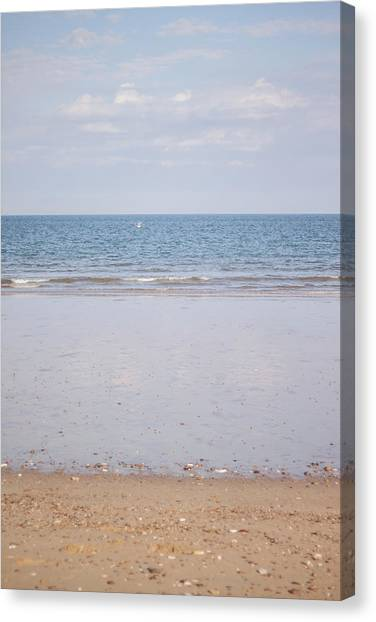 Canvas Print - Shore by Jo Jackson