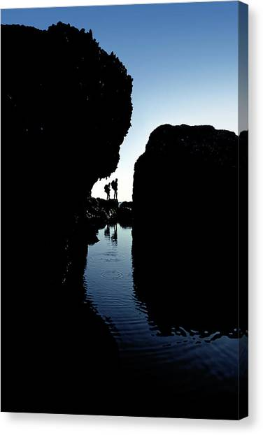 Shore Patrol Canvas Print