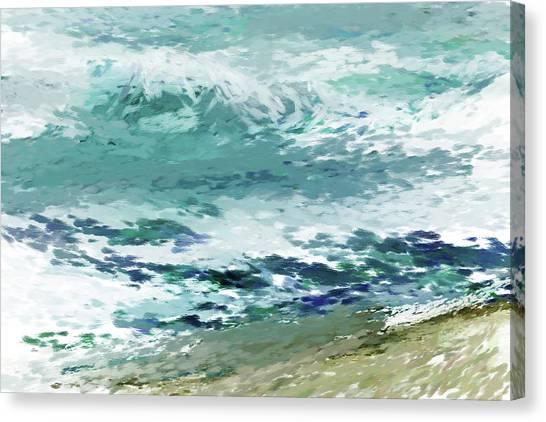Canvas Print - Shore4 by David Lane