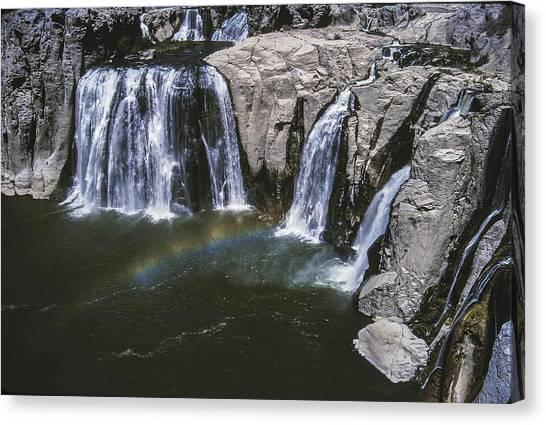 Shoshone Falls Idaho Canvas Print