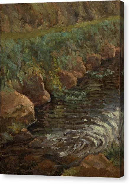 Sidie Hollow Canvas Print