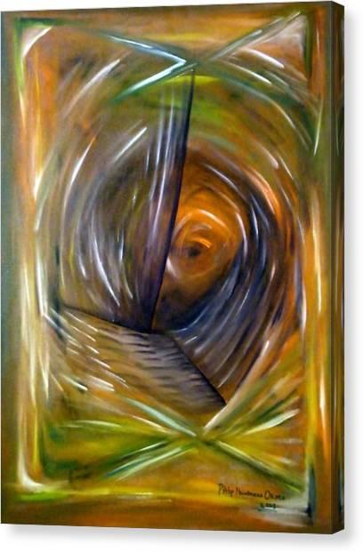 Sight Canvas Print by Philip Okoro