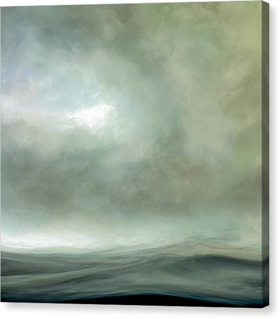 Sublime Canvas Print - Silence Of The Deep by Lonnie Christopher