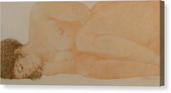 Silent Repose Canvas Print by Gary Kaemmer