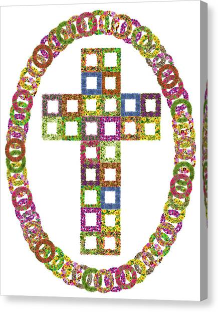 Easter Symbols Canvas Prints Page 22 Of 27 Fine Art America