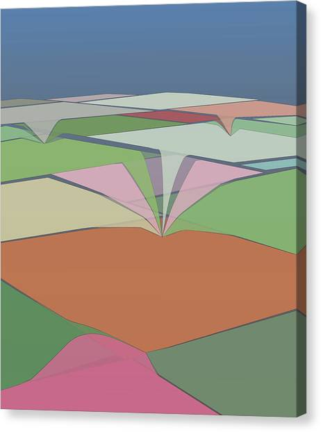 Sinkfield Canvas Print
