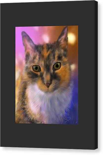 Sissy Canvas Print