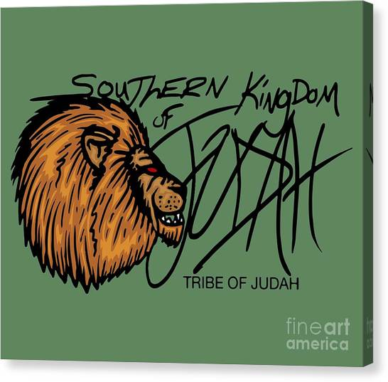 Sk Of Judah Canvas Print