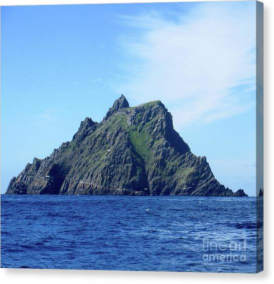 Skellig Islands 8 Canvas Print