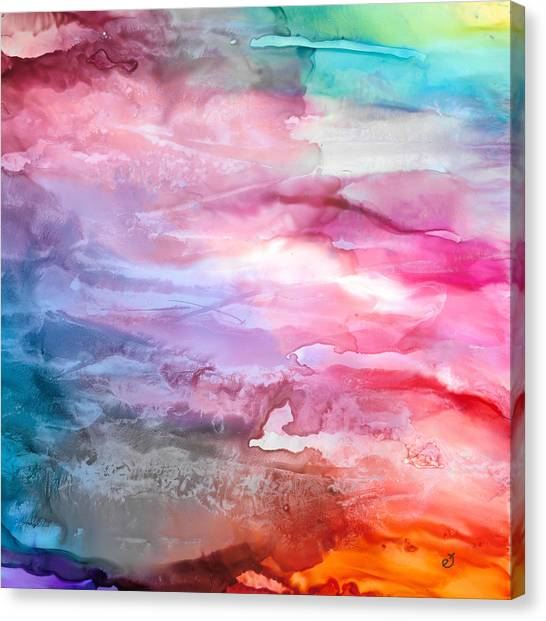 Skies Emotion Canvas Print