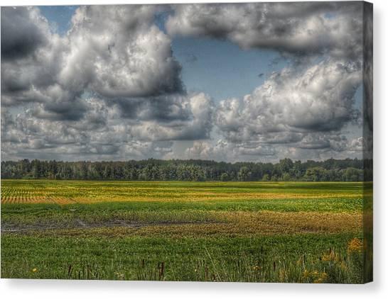 2006 - Skies Of September Canvas Print