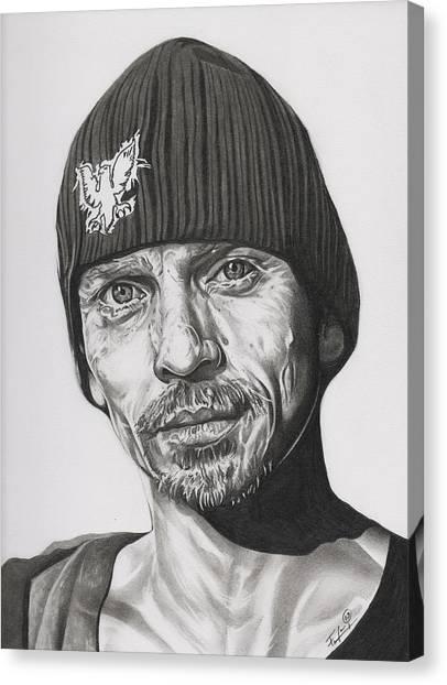 Skinny Pete  Breaking Bad Canvas Print