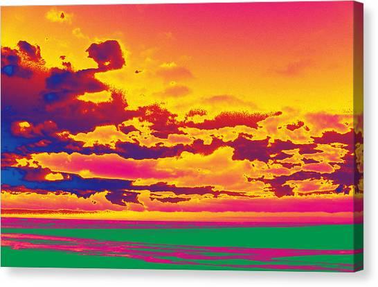 Sky #1 Canvas Print