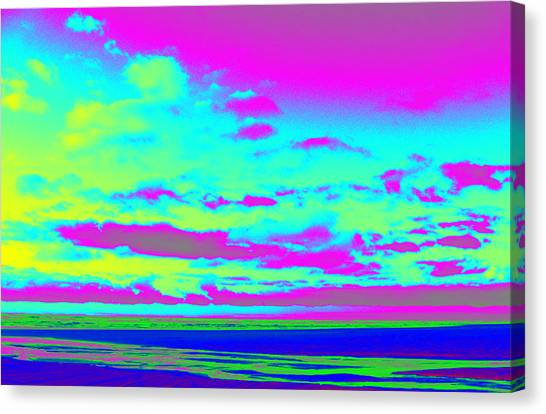 Sky #2 Canvas Print